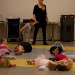 Dansexpressie met Carlijn Visser